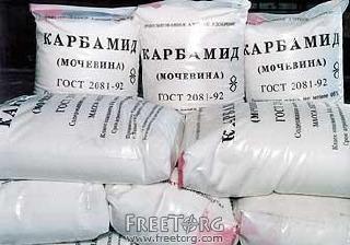 Карбамид, селитра, калий хлористый, NPK  на экспорт.