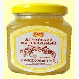 Натуральный Алтайский мед, опт, экспорт