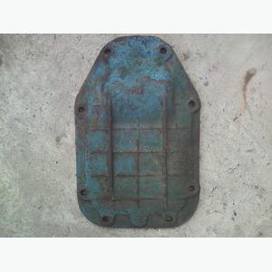 Крышка правая корпуса КПП трактора МТЗ-80 (50-1701458)