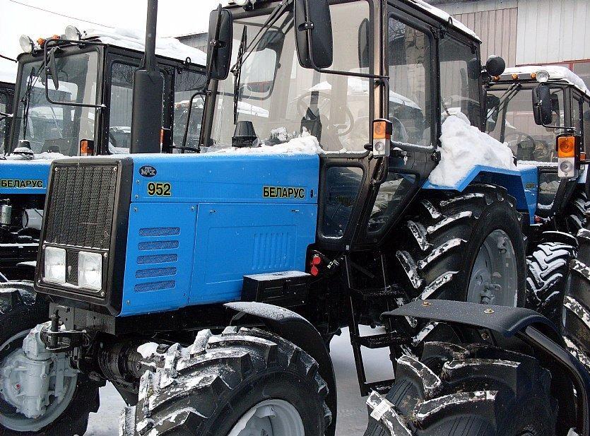 Трактор МТЗ  Беларус  952